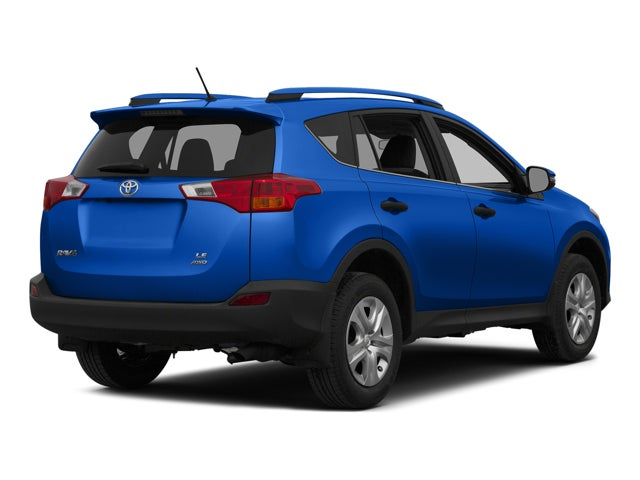 Used 2015 Toyota RAV4 LE with VIN 2T3BFREV1FW402677 for sale in Rochester, Minnesota