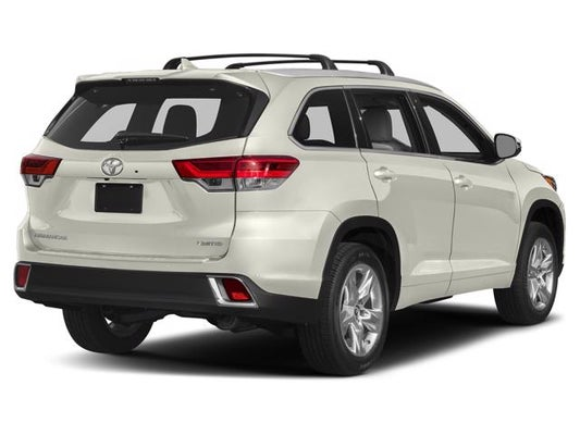 2019 Toyota Highlander Limited Platinum In Rochester Mn