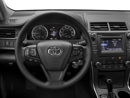 2016 Toyota Camry Le Sunroof In Rochester Mn