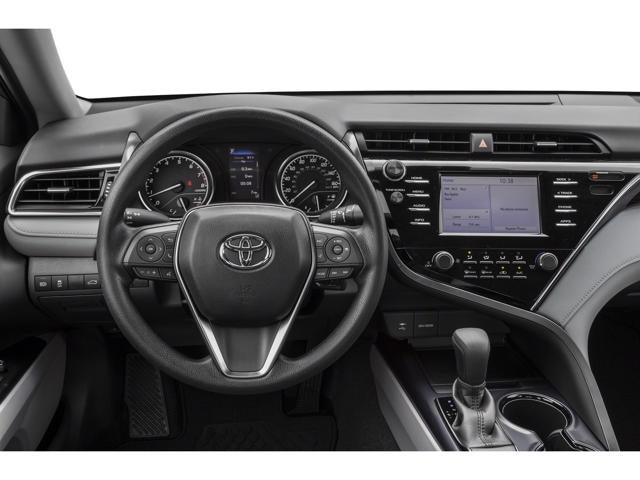 2019 Toyota Camry Le In Rochester Mn Twin Cities Toyota Camry