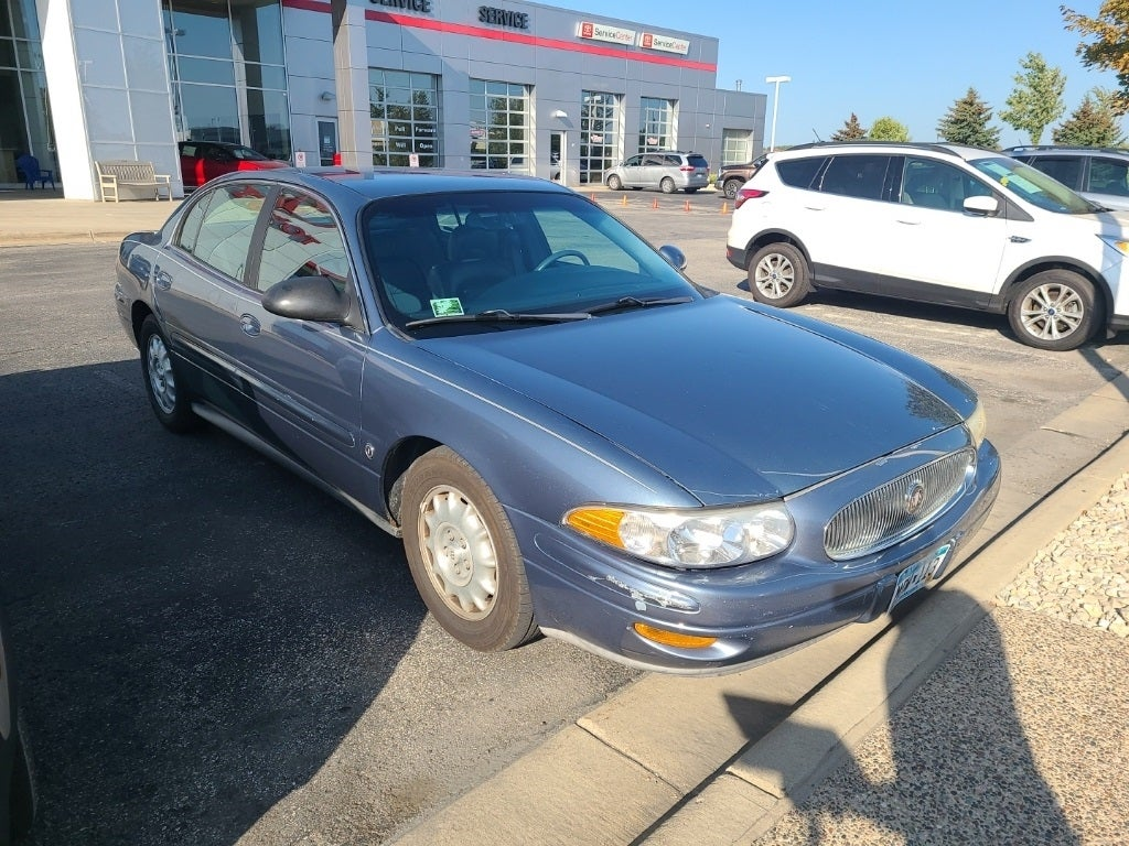 Used 2000 Buick LeSabre LIMITED with VIN 1G4HR54K8YU298010 for sale in Rochester, Minnesota