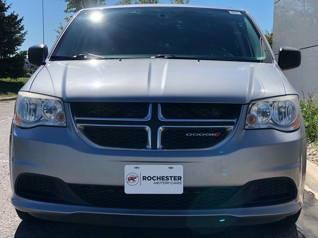 Used 2013 Dodge Grand Caravan SE with VIN 2C4RDGBG7DR640961 for sale in Rochester, Minnesota