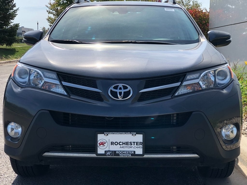 Used 2015 Toyota RAV4 Limited with VIN 2T3DFREV3FW347609 for sale in Rochester, Minnesota