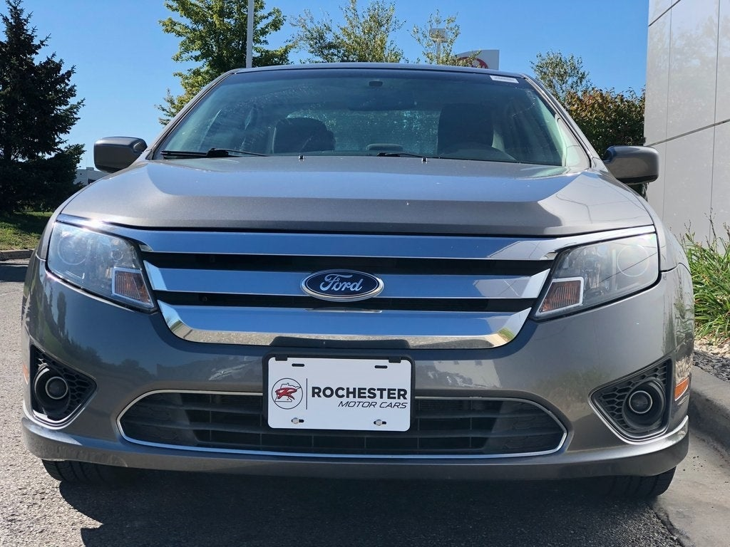 Used 2012 Ford Fusion SE with VIN 3FAHP0HA8CR415492 for sale in Rochester, Minnesota