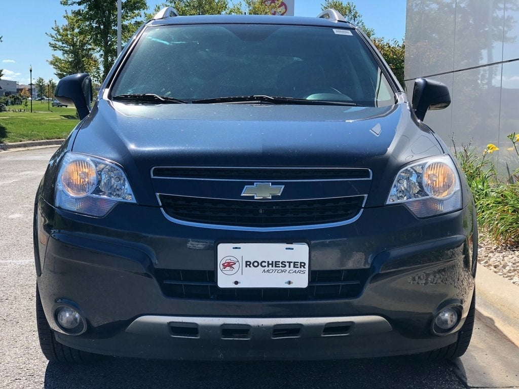 Used 2014 Chevrolet Captiva Sport LT with VIN 3GNAL3EKXES562017 for sale in Rochester, Minnesota