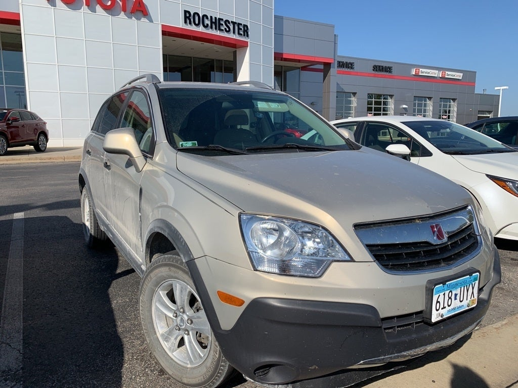 Used 2009 Saturn VUE XE with VIN 3GSDL43N59S580718 for sale in Rochester, Minnesota