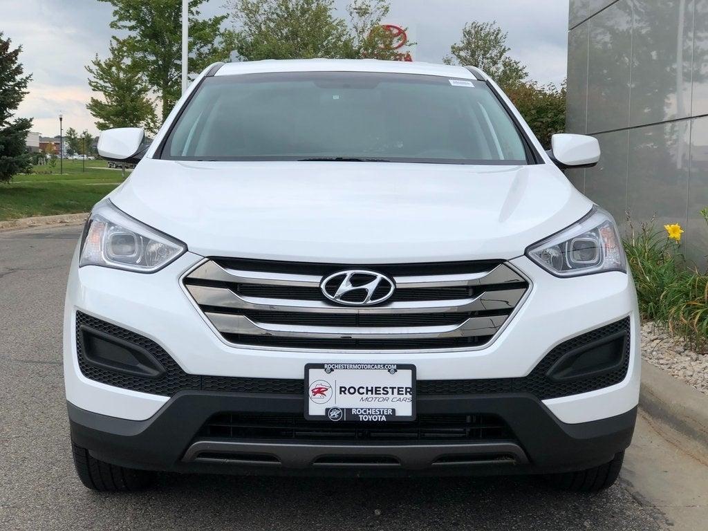 Used 2016 Hyundai Santa Fe Sport with VIN 5XYZTDLB9GG373089 for sale in Rochester, Minnesota