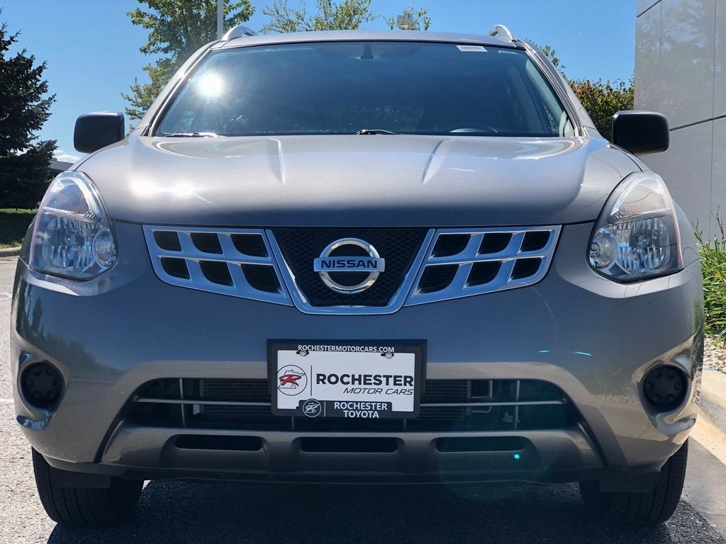 Used 2015 Nissan Rogue Select S with VIN JN8AS5MV3FW755820 for sale in Rochester, Minnesota