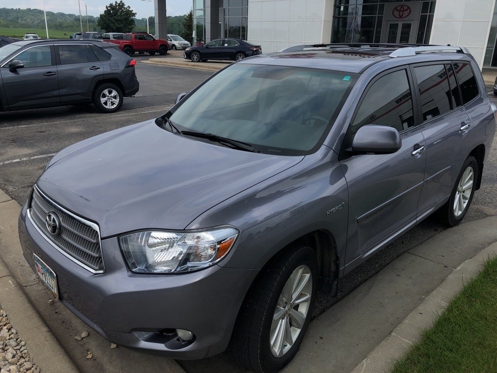 Used 2010 Toyota Highlander Limited with VIN JTEJW3EH6A2039213 for sale in Rochester, Minnesota